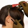Що робити якщо невдало пофарбували волосся?
