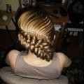 Фото - урок гарної зачіски з косою?