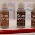 Інструкція фарбування брів хною