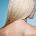 Як правильно освітлити волосся, або нюанси процедури