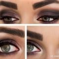 Як зробити модні осінні smoky eyes: покроковий урок.