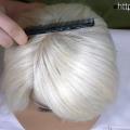 Як зробити зачіску з джгутами з волосся