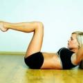 Які вправи від живота і боків позбавлять?