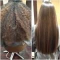 Кератинове вирівнювання волосся: плюси і мінуси