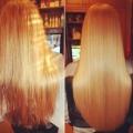 Ламінування волосся желатином в домашніх умовах.