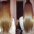 Маска з ефектом ламінування волосся!