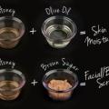 Маски для обличчя з натуральних інгредієнтів: