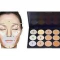Застосовуючи різні кольори можна приховати різні дефекти шкіри: