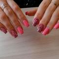 Прості дизайни нігтів фото