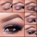 Урок красивого макіяжу для очей будь-якого кольору.