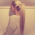 У разі якщо ти мрієш про довге волосся, але терпіння чекати їх зростання у тебе ні, не впадай у відчай.