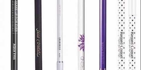 10 Правил застосування білого олівця для нового макіяжу.