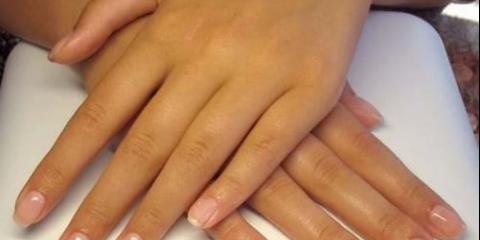 33 Рецепту для зміцнення нігтів.