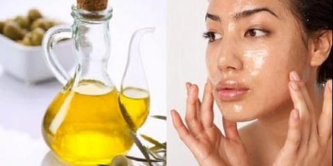 5 Міфів про олію для особи.