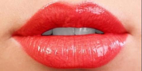 5 Спсобов, як візуально зробити губи пухкими?
