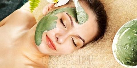 5 Видів глини в масках для особи