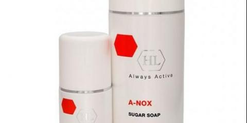A - nox цукрове мило для проблемної шкіри.