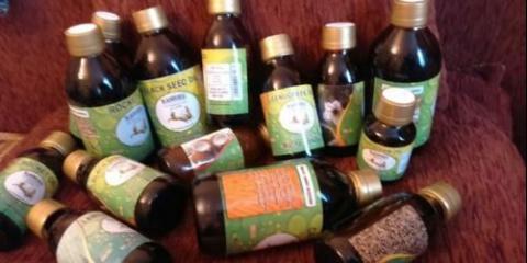 А в вашому арсеналі краси є натуральні масла?