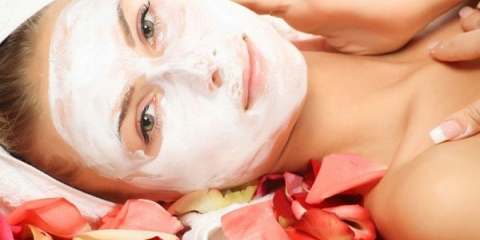Аспірин і мед для очищення обличчя