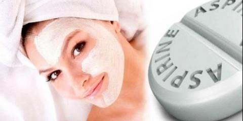 Аспіринові маски - проста заміна хімічного пілінгу!