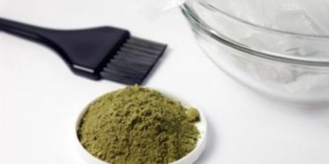Безбарвна хна для волосся - харчування, оздоровлення і догляд