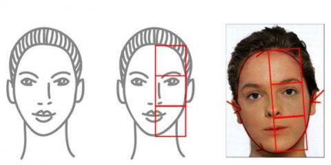 Стрижка та зачіски для овальної форми особи