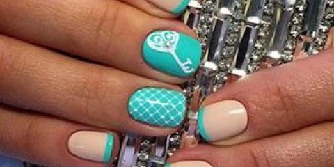Дизайн нігтів шелаком 2016 (100 фото новинок)