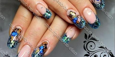 Дизайн нігтів френч 2016