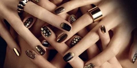 Дизайн нігтів новий рік 2016