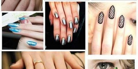 Гель фарба для дизайну нігтів