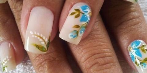 Гелеві нігті фото весна 2016