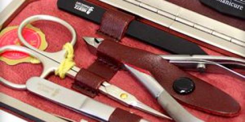 Гласперленовий стерилізатор для манікюрних інструментів