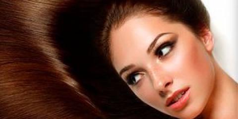 Глазурування волосся - що це і як зробити в домашніх умовах