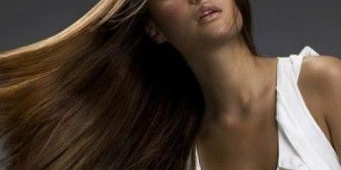 Грамотний догляд за прямим волоссям