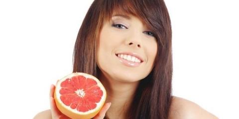 Використання маски з манго, грейпфрута і апельсина для корекції шкіри