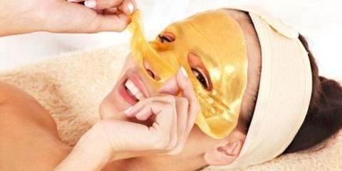 Ефективне розгладжування зморшок за допомогою колагенових масок