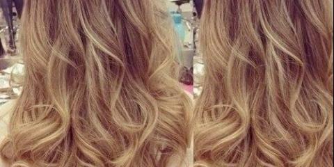 Ефективний бальзам для волосся.