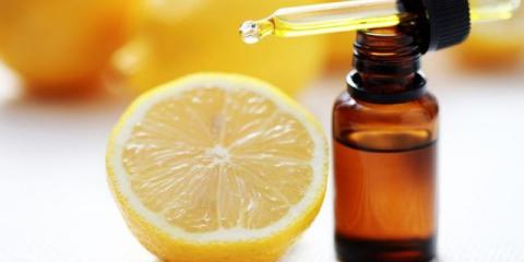 Масло лимона для волосся