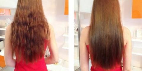 Екранування волосся в салоні і вдома, її ефективність