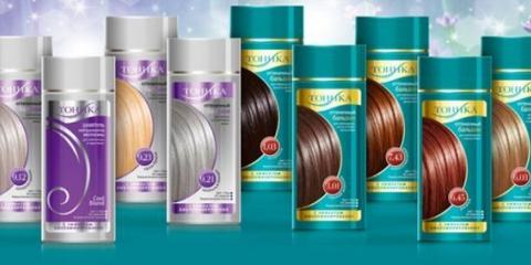 Експериментуємо з іміджем: тоніки для фарбування волосся