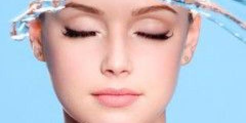 Експрес - кошти зволоження шкіри обличчя
