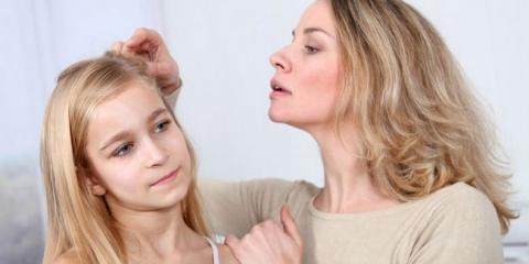 Як швидко прибрати гнид з довгого волосся