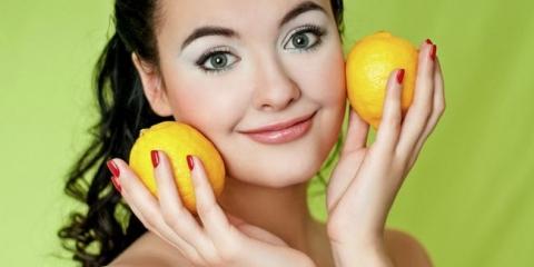 Як освітлити волосся за допомогою лимона