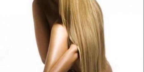 Як відростити довге волосся.