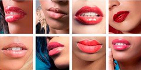 Як підібрати колір губної помади