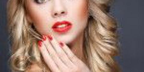Як правильно блондинці підібрати колір брів