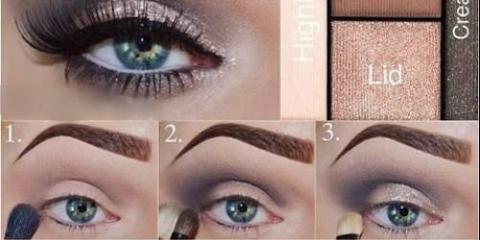 Як правильно фарбувати очі?