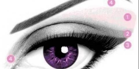 Як правильно створити макіяж очей.