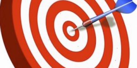 Як правильно ставити цілі?
