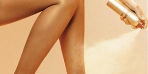 @ Як надати шкірі золотистий відтінок?